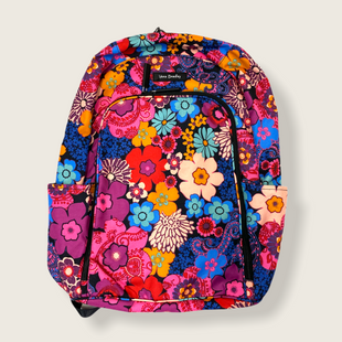 Primary Photo - BRAND: VERA BRADLEY STYLE: BACKPACK COLOR: FLORAL SIZE: LARGE OTHER INFO: PURPLE RED BLUE PINK SKU: 223-22364-41034