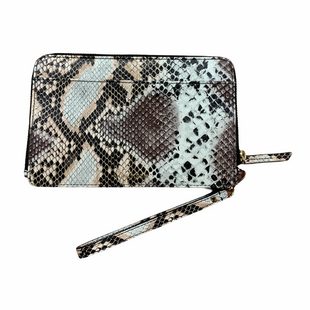 Primary Photo - BRAND: NORDSTROM STYLE: WALLET COLOR: SNAKESKIN PRINT SIZE: LARGE OTHER INFO: 100% LEATHER SKU: 223-22318-119312