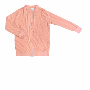 Primary Photo - BRAND: ZELLA STYLE: ATHLETIC JACKET COLOR: PEACH SIZE: L SKU: 223-22318-118089