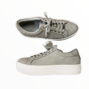 Primary Photo - BRAND:   J SLIDESSTYLE: SHOES ATHLETIC COLOR: GREY WHITE SIZE: 9 OTHER INFO: J SLIDES - SKU: 223-22318-119205