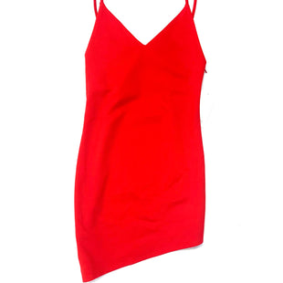 Primary Photo - BRAND: TOBI STYLE: DRESS SHORT SLEEVELESS COLOR: RED SIZE: S SKU: 223-22361-14072