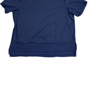 Primary Photo - BRAND: LULULEMON STYLE: ATHLETIC TOP SHORT SLEEVE COLOR: NAVY SIZE: M SKU: 223-22364-43454
