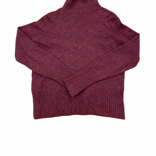 Primary Photo - BRAND: MADEWELL STYLE: SWEATER HEAVYWEIGHT COLOR: RED SIZE: XL SKU: 223-22370-15285