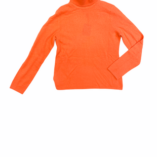 Primary Photo - BRAND: LORD AND TAYLOR STYLE: SWEATER CASHMERE COLOR: PEACH SIZE: L SKU: 223-22364-40368