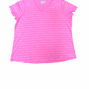 Primary Photo - BRAND: RBX STYLE: ATHLETIC TOP SHORT SLEEVE COLOR: PINK SIZE: 3X SKU: 223-22343-22923