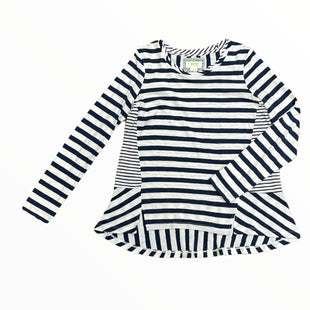 Primary Photo - BRAND: MAEVE STYLE: TOP LONG SLEEVE BASIC COLOR: STRIPED SIZE: XS OTHER INFO: NAVY/WHT SKU: 223-22343-22069