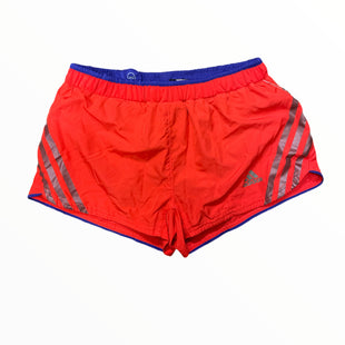 Primary Photo - BRAND: ADIDAS STYLE: ATHLETIC SHORTS COLOR: RED SIZE: XS OTHER INFO: PURPLE SKU: 223-22318-123384