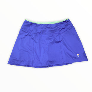 Primary Photo - BRAND: FILA STYLE: ATHLETIC SKIRT SKORT COLOR: PERIWINKLE SIZE: M SKU: 223-22370-16249