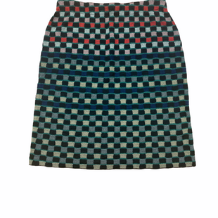 Primary Photo - BRAND: ANTHROPOLOGIE STYLE: SKIRT COLOR: CHECKED SIZE: M SKU: 223-22393-5241