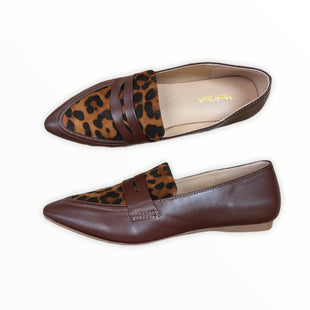 Primary Photo - BRAND: MODCLOTH STYLE: SHOES FLATS COLOR: ANIMAL PRINT SIZE: 8 SKU: 223-22393-5959