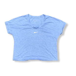 Primary Photo - BRAND: NIKE STYLE: ATHLETIC TOP COLOR: BABY BLUE SIZE: S SKU: 223-22393-7156