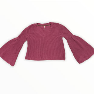 Primary Photo - BRAND: FREE PEOPLE STYLE: SWEATER HEAVYWEIGHT COLOR: MAUVE SIZE: XS SKU: 223-22343-20971