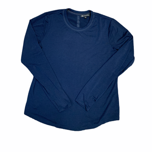 Primary Photo - BRAND: ATHLETA STYLE: ATHLETIC TOP COLOR: NAVY SIZE: XL SKU: 223-22343-20684