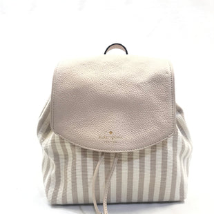 Primary Photo - BRAND: KATE SPADE STYLE: BACKPACK COLOR: STRIPED SIZE: MEDIUM SKU: 223-22361-18549