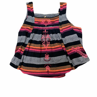 Primary Photo - BRAND: FREE PEOPLE STYLE: TOP SLEEVELESS COLOR: MULTI SIZE: M OTHER INFO: PINK PURPLE BLACK GREY SKU: 223-22364-43925