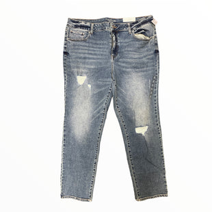 Primary Photo - BRAND: MAURICES STYLE: JEANS COLOR: DENIM SIZE: 18 OTHER INFO: LONG SKU: 223-22364-43704