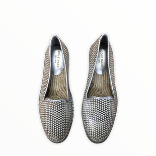 Primary Photo - BRAND: COLE-HAAN STYLE: SHOES FLATS COLOR: SILVER SIZE: 7.5 SKU: 223-22364-38995