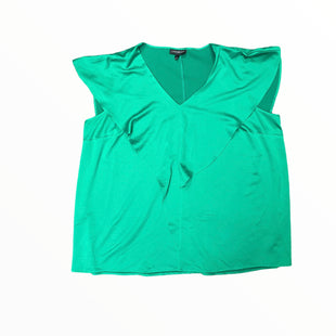 Primary Photo - BRAND: LANE BRYANT STYLE: TOP SLEEVELESS COLOR: GREEN SIZE: 3X SKU: 223-22318-123054