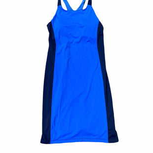 Primary Photo - BRAND: ATHLETA STYLE: DRESS SHORT SLEEVELESS COLOR: NAVY SIZE: S SKU: 223-22364-39768