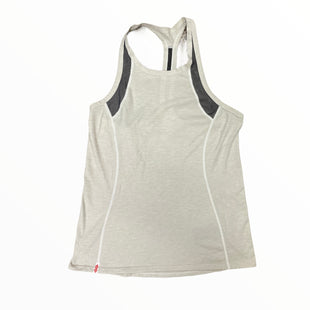 Primary Photo - BRAND: NORTHFACE STYLE: ATHLETIC TANK TOP COLOR: TAN SIZE: M SKU: 223-22318-123326