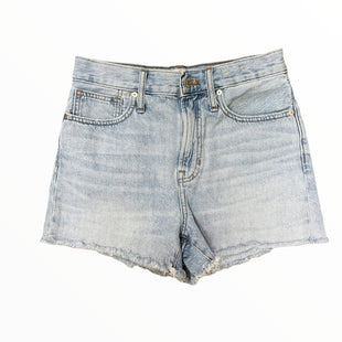 Primary Photo - BRAND: MADEWELL STYLE: SHORTS COLOR: DENIM SIZE: 2 SKU: 223-22364-43737