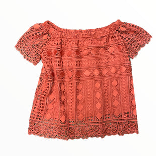 Primary Photo - BRAND: MAURICES STYLE: TOP SHORT SLEEVE COLOR: ORANGE SIZE: XXL SKU: 223-223100-1425
