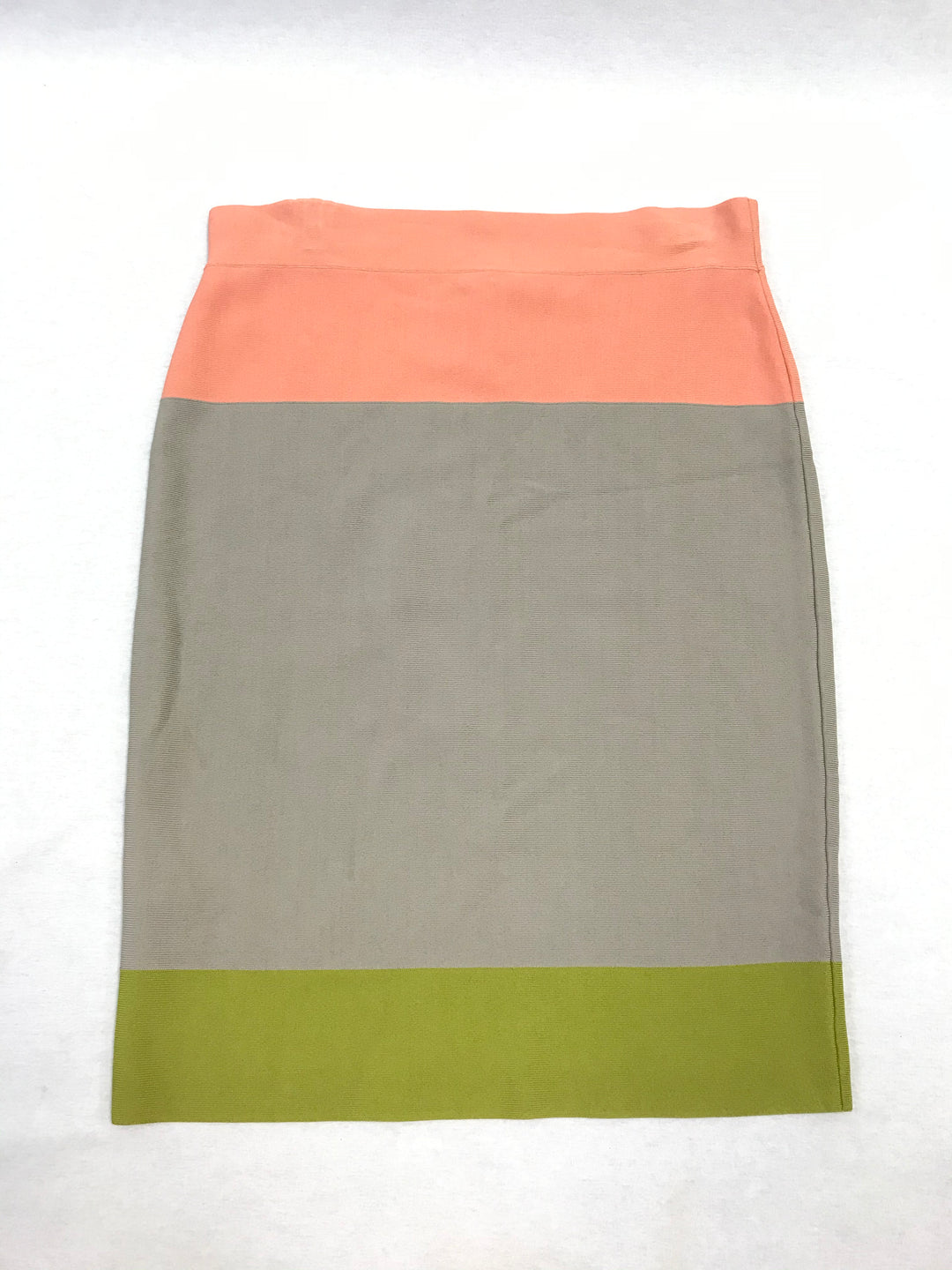 Primary Photo - BRAND: BCBGMAXAZRIA O <BR>STYLE: SKIRT <BR>COLOR: ORANGE <BR>SIZE: L <BR>SKU: 223-22318-106036