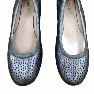 Primary Photo - BRAND: VIONIC STYLE: SHOES FLATS COLOR: METALLIC SIZE: 9.5 SKU: 223-22318-115764