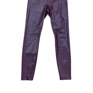 Primary Photo - BRAND: WHITE HOUSE BLACK MARKET STYLE: PANTS COLOR: MAROON SIZE: 10 SKU: 223-22393-5243
