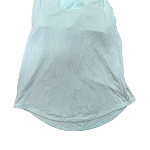 Primary Photo - BRAND: LULULEMON STYLE: ATHLETIC TANK TOP COLOR: MINT SIZE: 6 SKU: 223-22343-22908