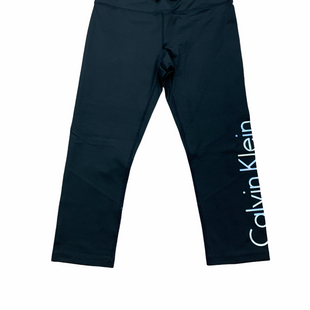 Primary Photo - BRAND: CALVIN KLEIN STYLE: ATHLETIC PANTS COLOR: BLACK SIZE: M SKU: 223-223100-852