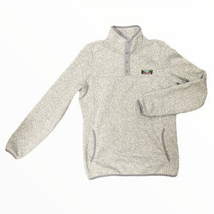 Primary Photo - BRAND: LL BEAN STYLE: SWEATSHIRT HOODIE COLOR: GREY SIZE: XS SKU: 223-22364-41112