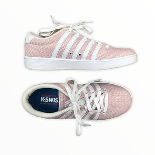 Primary Photo - BRAND:  CMB STYLE: SHOES ATHLETIC COLOR: PINK SIZE: 6.5 OTHER INFO: K SWISS - SKU: 223-22343-18914
