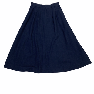 Primary Photo - BRAND:   CMC STYLE: SKIRT COLOR: NAVY SIZE: 4 OTHER INFO: & OTHER STORIES - WOOL SKU: 223-22364-41327