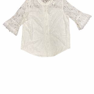 Primary Photo - BRAND:   MOLLY BRACKENSTYLE: TOP SHORT SLEEVE COLOR: WHITE SIZE: S OTHER INFO: MOLLY BRACKEN - SKU: 223-22343-21493