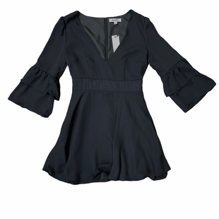 Primary Photo - BRAND: BB DAKOTA STYLE: DRESS SHORT LONG SLEEVE COLOR: BLACK SIZE: 2 SKU: 223-22364-38890