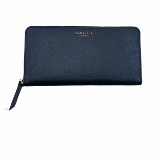 Primary Photo - BRAND: KATE SPADE STYLE: WALLET COLOR: BLACK SIZE: LARGE SKU: 223-22318-119142