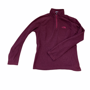 Primary Photo - BRAND: NORTHFACE STYLE: ATHLETIC JACKET COLOR: MAROON SIZE: S OTHER INFO: PULLOVER SKU: 223-22343-19105