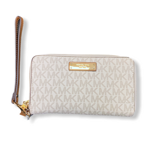 Primary Photo - BRAND: MICHAEL KORS STYLE: WALLET COLOR: MONOGRAM SIZE: MEDIUM SKU: 223-22393-7228