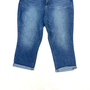 Primary Photo - BRAND: VINTAGE AMERICA STYLE: CAPRIS COLOR: DENIM SIZE: 16 SKU: 223-22364-33821