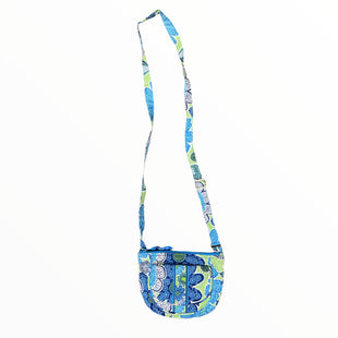 Primary Photo - BRAND: VERA BRADLEY STYLE: HANDBAG COLOR: BLUE GREEN SIZE: SMALL SKU: 223-22318-123085