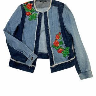 Primary Photo - BRAND: RELATIVITY STYLE: JACKET OUTDOOR COLOR: DENIM SIZE: L SKU: 223-22370-14870