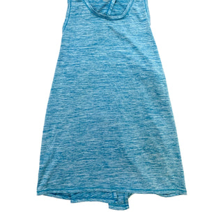 Primary Photo - BRAND: GAPFIT STYLE: ATHLETIC TANK TOP COLOR: BLUE SIZE: M SKU: 223-22318-109362