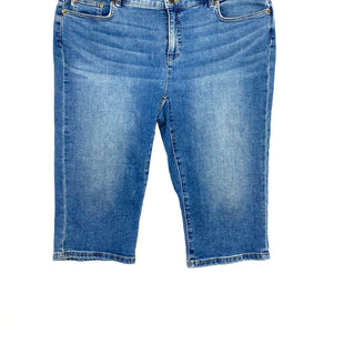 Primary Photo - BRAND: CHAPS STYLE: CAPRIS COLOR: DENIM SIZE: 16 SKU: 223-22364-33822