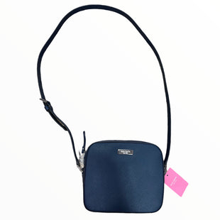 Primary Photo - BRAND: KATE SPADE STYLE: HANDBAG DESIGNER COLOR: NAVY SIZE: SMALL OTHER INFO: CROSSBODY SKU: 223-22343-22888