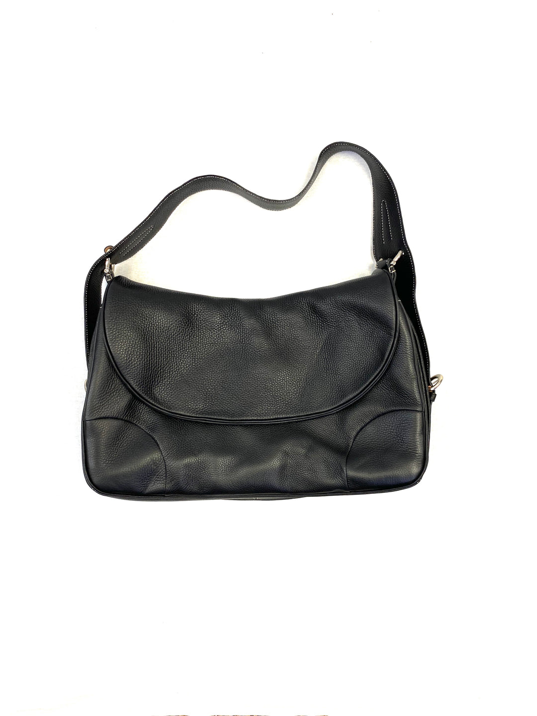 Primary Photo - BRAND:   CMC <BR>STYLE: HANDBAG LEATHER <BR>COLOR: BLACK <BR>SIZE: MEDIUM <BR>OTHER INFO: SUAREZ NEW YORK - <BR>SKU: 223-22318-105680