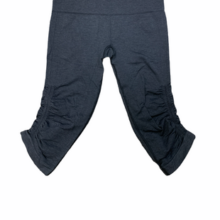 Primary Photo - BRAND: LULULEMON STYLE: ATHLETIC CAPRIS COLOR: CHARCOAL SIZE: 6 OTHER INFO: ABOVE KNEE SKU: 223-22318-119697