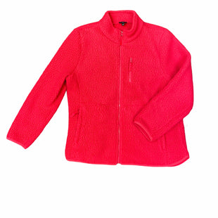 Primary Photo - BRAND: TALBOTS STYLE: JACKET OUTDOOR COLOR: HOT PINK SIZE: XL OTHER INFO: PETITE SKU: 223-22364-38547