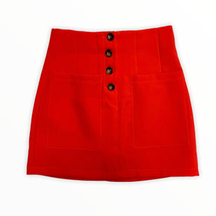 Primary Photo - BRAND:    618STYLE: SKIRT COLOR: RED SIZE: S OTHER INFO: 618 - SKU: 223-22364-41827
