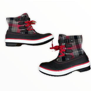 Primary Photo - BRAND: UGG STYLE: BOOTS ANKLE COLOR: PLAID SIZE: 8.5 SKU: 223-22393-7268